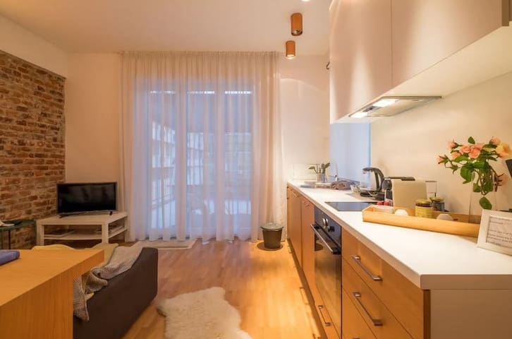 ➫ Serdika St apt ♚ designer gem next to Presidency