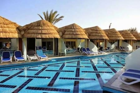 Pool bungalow @ El Gouna - Hurghada - Bungaló