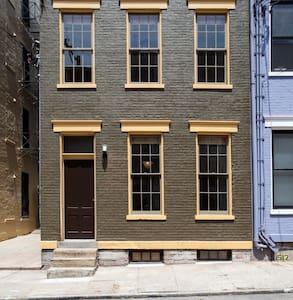 Welcoming and Comfortable 1bed OTR/Pendleton - Cincinnati - Apartmen