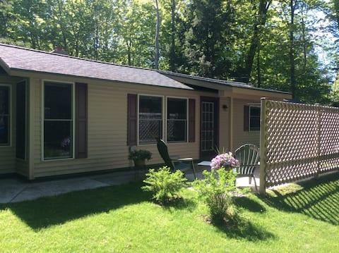 Shelter Bay Cottage, Lake Superior Access