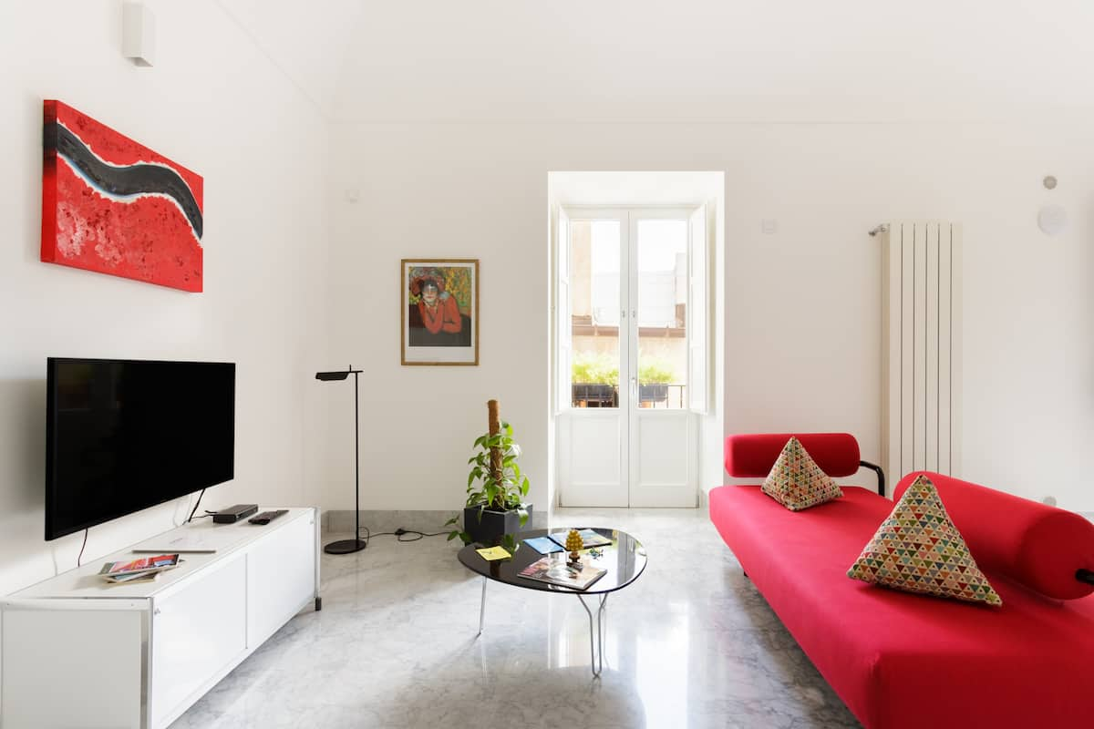 Zaira, Elegant Design Apartments in the Center of Palermo