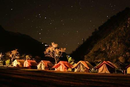 Rejuvenating Maldevta Camps With BF Dinner