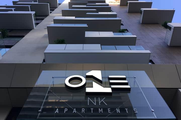 One Nk Apartments, Departamento 1d/1b