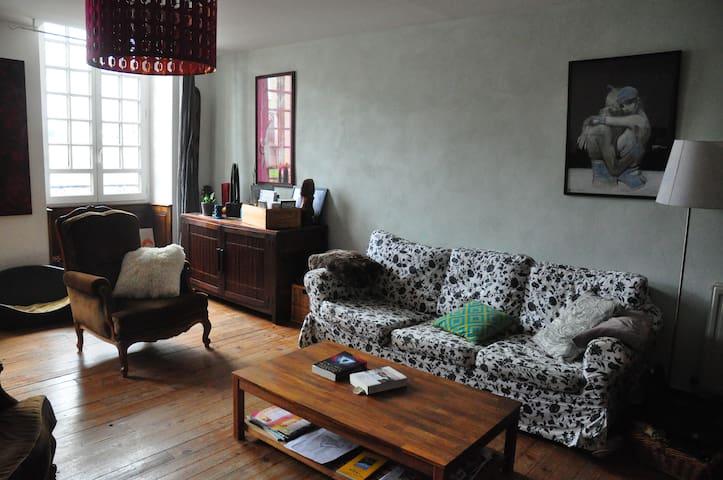 1 chambre en maison de charme historique