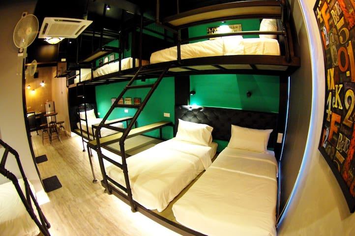 Family Room - Melaka - Dormitório