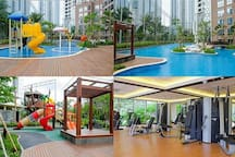 Kids Area,pool, Fitness Center