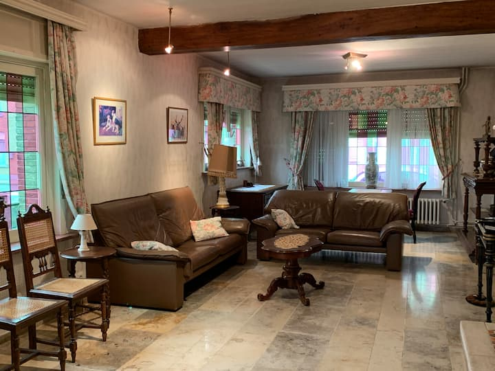 Villa voor 8 personen (Klassieke stijl)