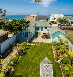 Adorable Bungalow in Oceanside with Backyard & Tiny House