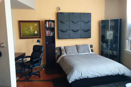 Private Flat Near Xcel Center-Wifi, Games, Laundry - 聖保羅