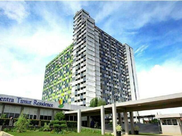 Apartemen cozy dipinggiran Jakarta