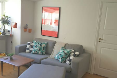 Centralt apartment in Gothenburg - Göteborg
