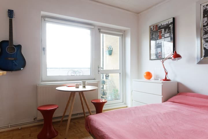 Cosy double sofa bed 15 minutes from The Shard - London - Apartment
