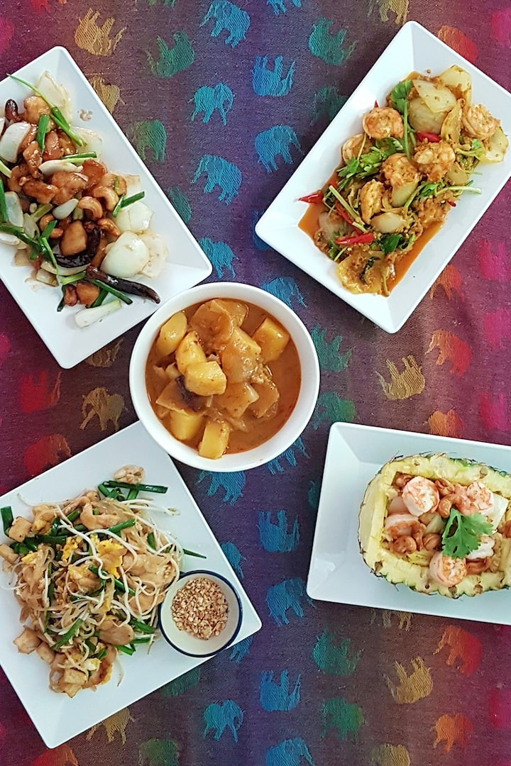 Delicious Authentic Thai Food