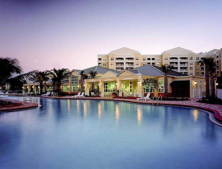 A week at a 5-star resort