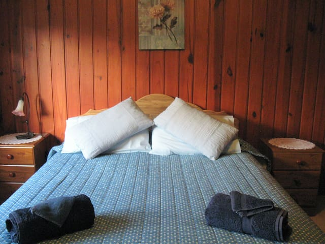 Bedroom 1 ( 1 Queen bed)