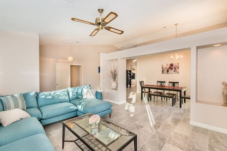 Gorgeous Modern Spacious 4 Bedroom Home - North Las Vegas - Haus