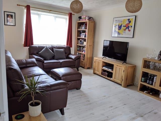 Homely One Bedroom Walthamstow Flat