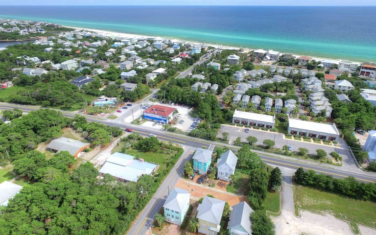 Gulfview Heights Regional Beach Access is a short 5 minute walk (0.3 mile) away