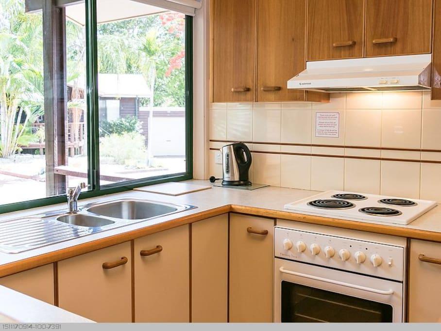 Kitchen villa 5