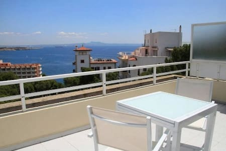 Penthouse with Amazing Views - Illetes