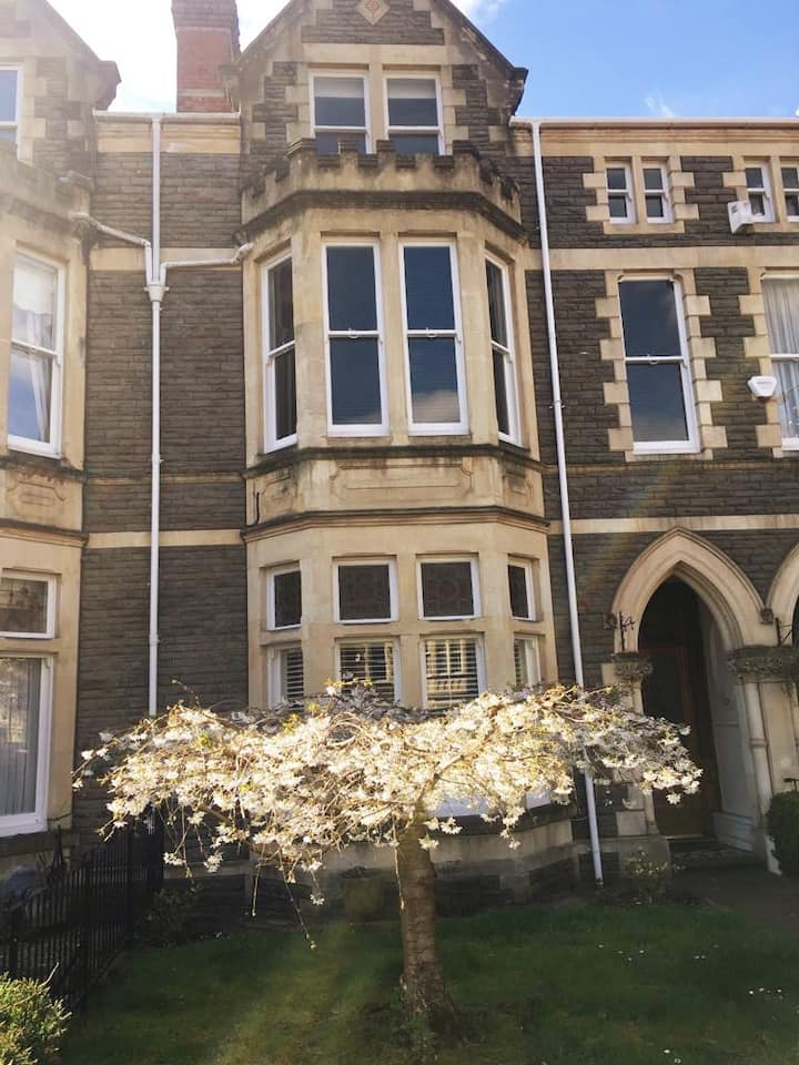 Luxury b&b in a beautiful Victorian town house