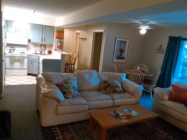 Cozy ,close to skiing condo - Killington - Apto. en complejo residencial