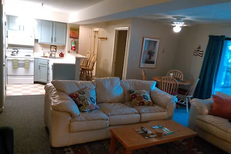 Cozy ,close to skiing condo - Killington