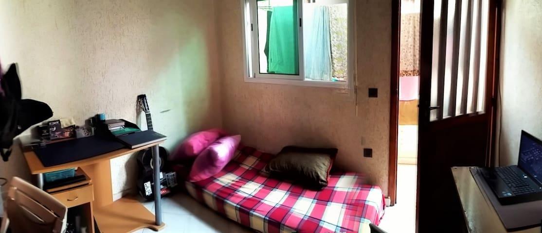 Comfortable room near to the beach - El Jadida