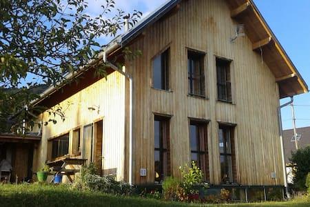 Maison contemporaine Parc régional de Chartreuse - Sarcenas