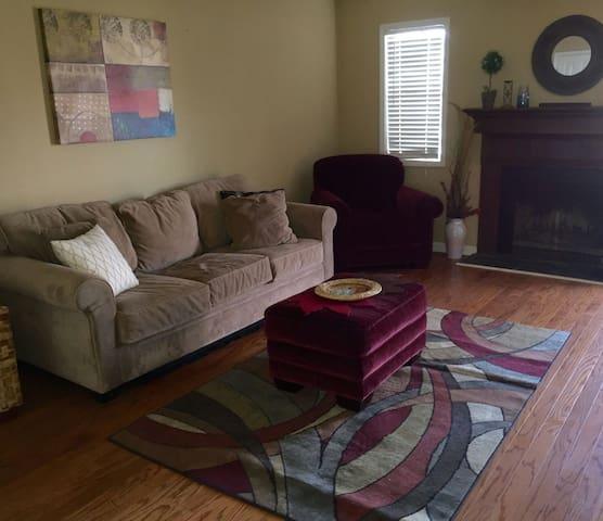 Lisa's cozy townhouse - Atlanta - Apartemen