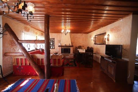 Dom Dory w Agios Germanos