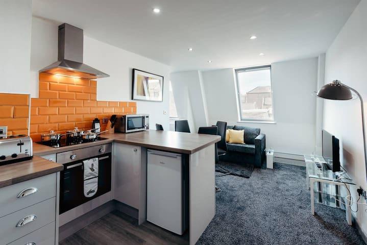 The Shibden Apartment 203