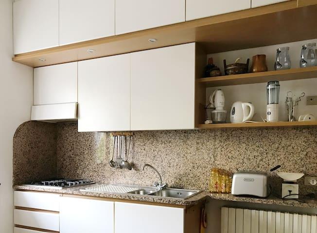 "Residenza If Appartamento ""Veranda"" - Barasso - Huoneisto"