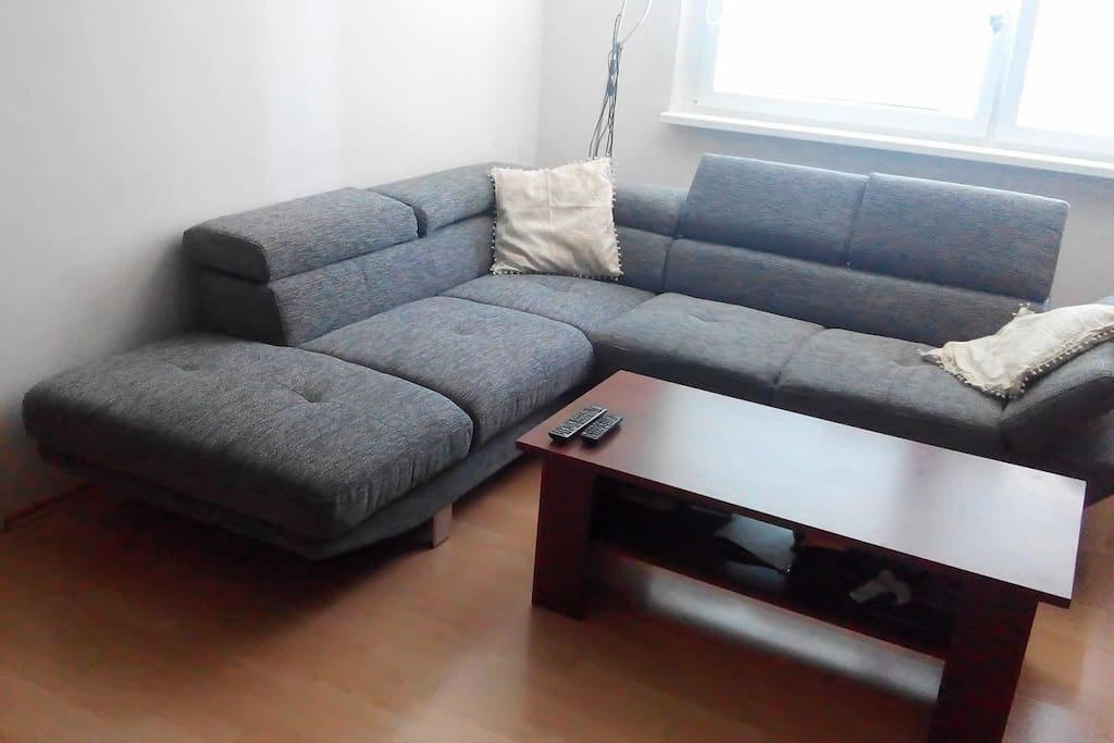 Sofa suitable for 2 people