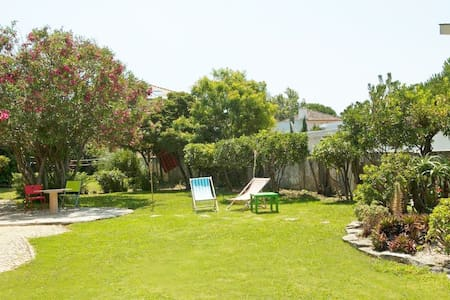 Family Room with Private Bathroom - Carcavelos - Bed & Breakfast