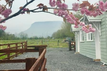 Yeats Cottage under Benbulben 2