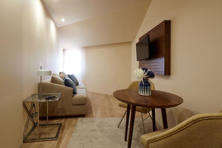 Signature Apartments Os Terceiros T0 Standard