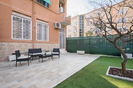 Casa Paestum. Wonderful house with garden