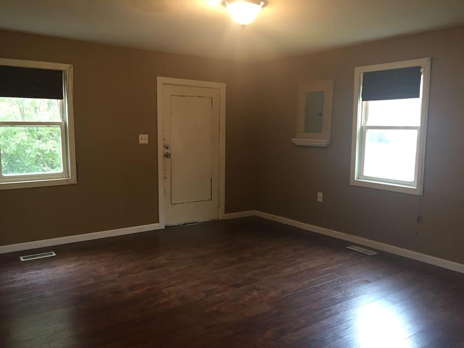 Living Room (looking at front door)