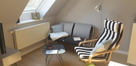 Baltic Sea modern apartment - South balcony - quiet location(26)