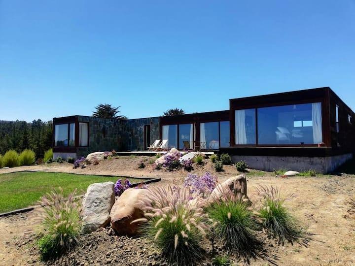 Casa Valdoria - Punta de Lobos, Pichilemu