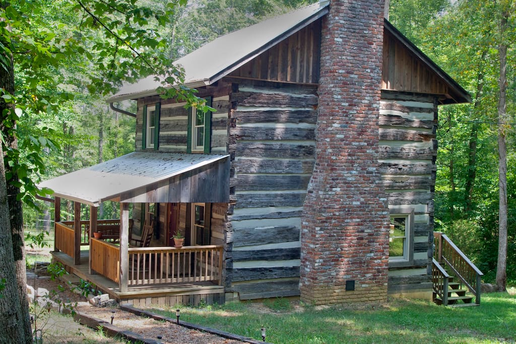 Harned Cabin side view