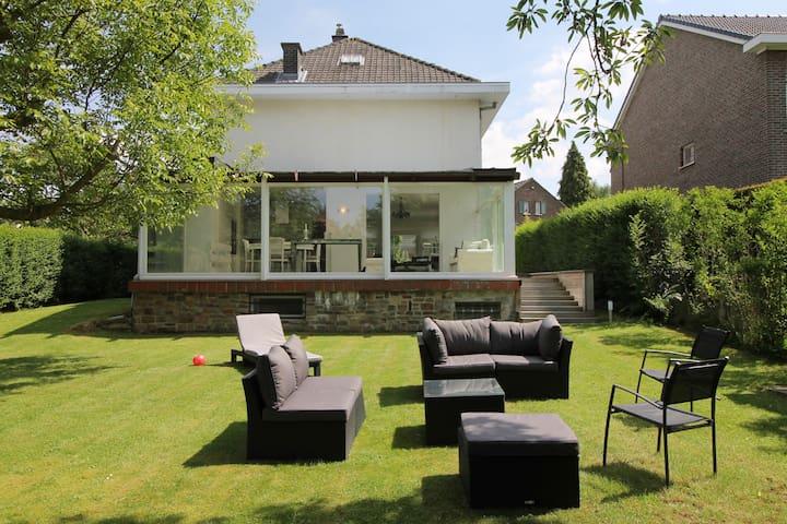 Luxury house 4 Bedrooms - BRUSSELS