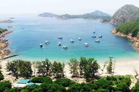 世外桃源,陽光與海灘。 Hidden Gem in HK. Beach and Sunshine