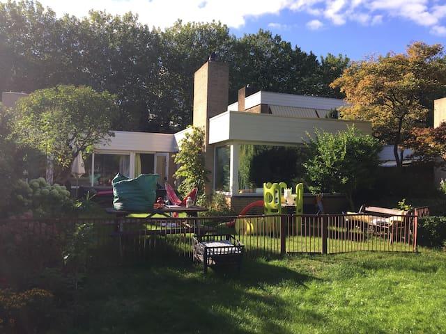 Luxury family villa in city centre