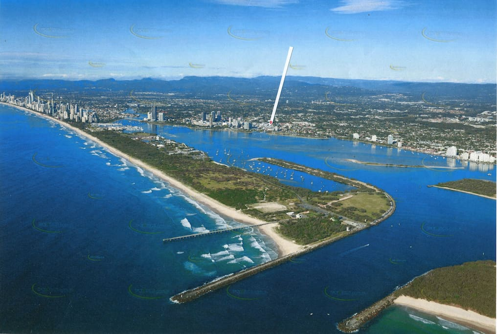 """X"" marks the spot - located in the heart of the Gold Coast"