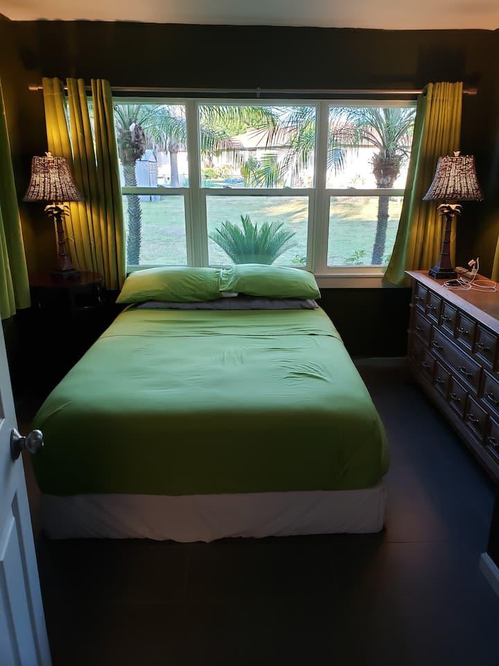 Greenest Room!