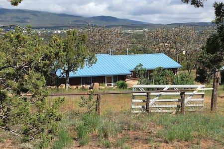 Pioneer Rest - Sandia Park - Cabin