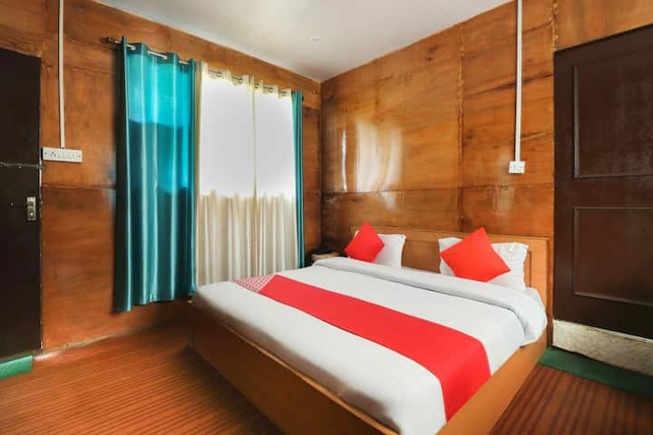 Deluxe Room in Dhanaulti with Balcony 302