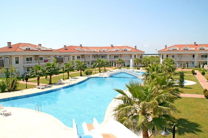Belek Golf Village ( 2+1 apartment )
